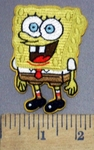 6975 C - Sponge Bob #2 - Embroidery Patch