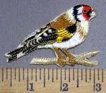 6976 C - Bird - Embroidery Patch
