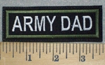 3248 L - Army Dad - Embroidery Patch