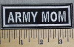 2547 L - Army Mom - Embroidery Patch