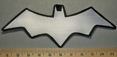 2344 L - Batman - Back Patch - Embroidery Patch
