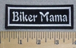 3247 L - Biker Mama - Embroidery Patch