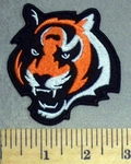 2927 C - Bengal Tiger - Embroidery Patch