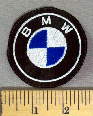 3106 L - BMW Logo - Embroidery Patch