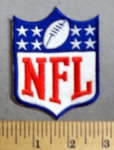 633 C - NFL  Patch - Embroidery Patch