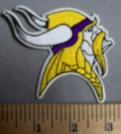 1593 C Minnesota Vikings - Embroidery Patch