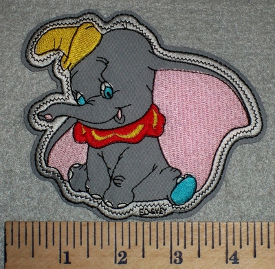 2681 C - Dumbo - Embroidery Patch