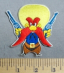 3270 C - Yosemite Sam #2 - Embroidery Patch