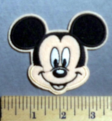 706 C - Mickey Mouse - Embroidery Patch