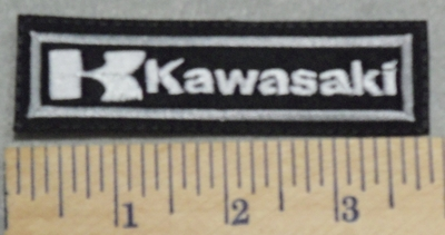2990 L - Kawasaki - Embroidery Patch