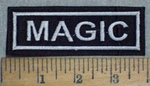 3543 L - Magic - Embroidery Patch