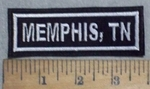 3545 L - Memphis, Tn - Embroidery Patch