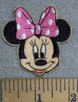 3208 C - Minnie Mouse - Embroidery Patch