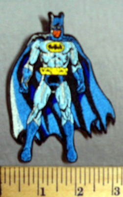 1831 C Batman - Full Figure - Embroidery Patch