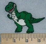 3448 C - Rex The Dinosaur - Toy Story - Embroidery Patch