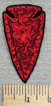 2836 G - discontinued Arrowhead - Embroidery Patch