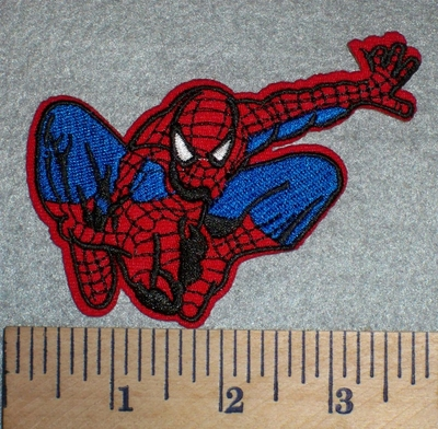 2679 C - Spiderman #2 - Embroidery Patch
