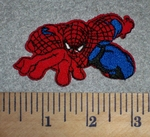 2676 C - Spiderman #3 - Embroidery Patch