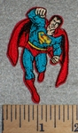 2735 C - Superman - Embroidery Patch