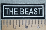 3038 L - The Beast - Embroidery Patch