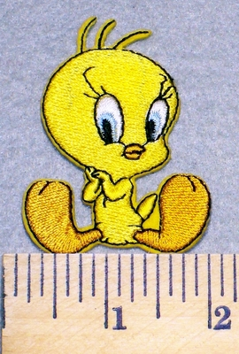 2316 C - Tweety -  #1 - Embroidery Patch