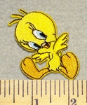 2313 C - Tweety #4 - Embroidery Patch