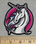 2851 G - Unicorn - Embroidery Patch