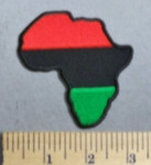 975 CP - Africa - Embroidery Patch