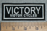 3354 L - Victory Motor Cycles - Emboidery Patch