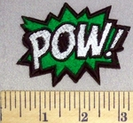 308 C - POW! - Embroidery Patch