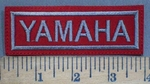 1389 L - Yamaha - Embroidery Patch