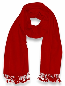Mens Soft and Elegant 100% Cashmere Wrap (Maroon)