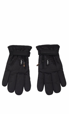 Mens Weatherproof Velcro Insulated Waterproof Winter Snow Ski Gloves Black 78