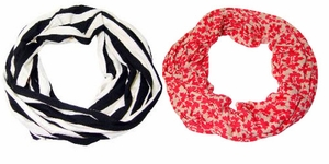 New Spring Infinity Scarves 2013