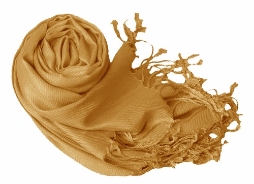 Luxurious Eco-friendly Pashmina Shawl (Brown)