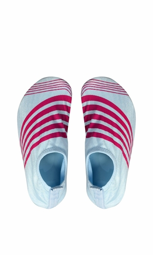 Peach Couture Kids Toddler Boys Athletic Water Shoes Pool Beach Aqua Socks Blue