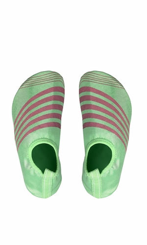 Peach Couture Kids Toddler Boys Athletic Water Shoes Pool Beach Aqua Socks Mint