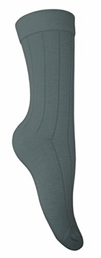 Women�s  Soft & Warm Comfortable Ribbed Cashmere Socks (Dark Grey)