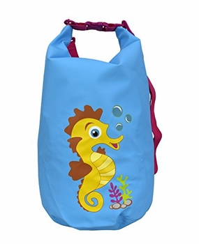 Waterproof Dry Aqua Pack Kids Water Sports 8L Back Pack (More Colors)