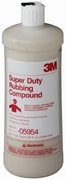 05954 3M� Super Duty Rubbing Compound, 05954, 1 Quart (US)