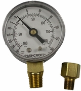 551-34G Replacement Gauge For 551-34Pv