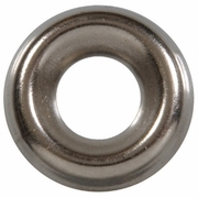 #8 Stainless Steel Finish Washers Box of 100
