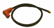 931-9215 Spark Plug Wire 24 Inch Single Booted With Screw Terminal