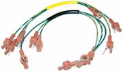 934-5537 Mercury Mariner Ignition Coil Primary Wire Set - L6