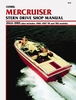 B740 MerCruiser Stern Drives, 1964-1985 with TR and TRS, 1986-1987