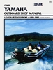 B789 Yamaha 115 - 250 HP Two-Stroke Outboard and Jet Drives, 1999-2002