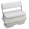 Cooler/Livewell Seating
