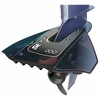 SE 200 Sport•À_ High Performance Hydrofoil (BLACK) Designed for 8 to 40 HP engines.