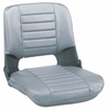 WD135LS Premium Injection Molded - High-Back Seat with Cushions (Wise Boat Seats)