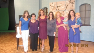8-25-11: KTVK TV, AZ Family: Maternity and Breastfeeding Fashion Show
